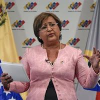 Venezuela: CNE dice recolección e firmas para referendo será en octubre