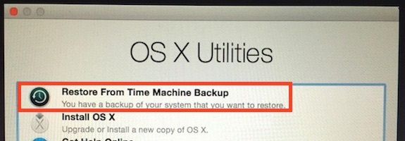 network time machine backup