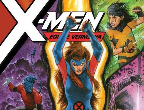 Resenha: X-Men: Equipe Vermelha - A Máquina do Ódio, de Tom Taylor e Panini Comics (Marvel Comics)