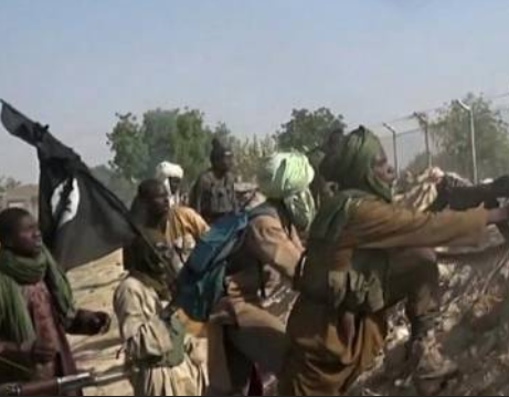 Boko Haram terrorist killed six vigilantes in Adamawa village