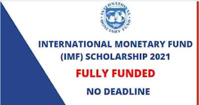 منح صندوق النقد الدولي للتدريب عبر الإنترنت مع شهادات مجانية 2021