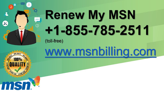 MSN Billing Contact Number