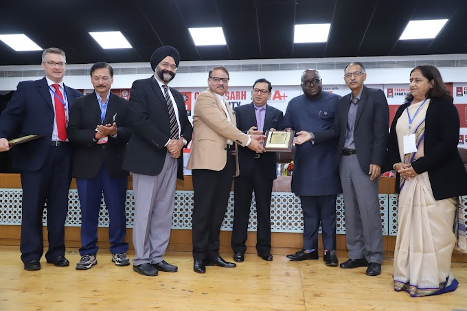 UNAI Global Conference concludes at Chandigarh University