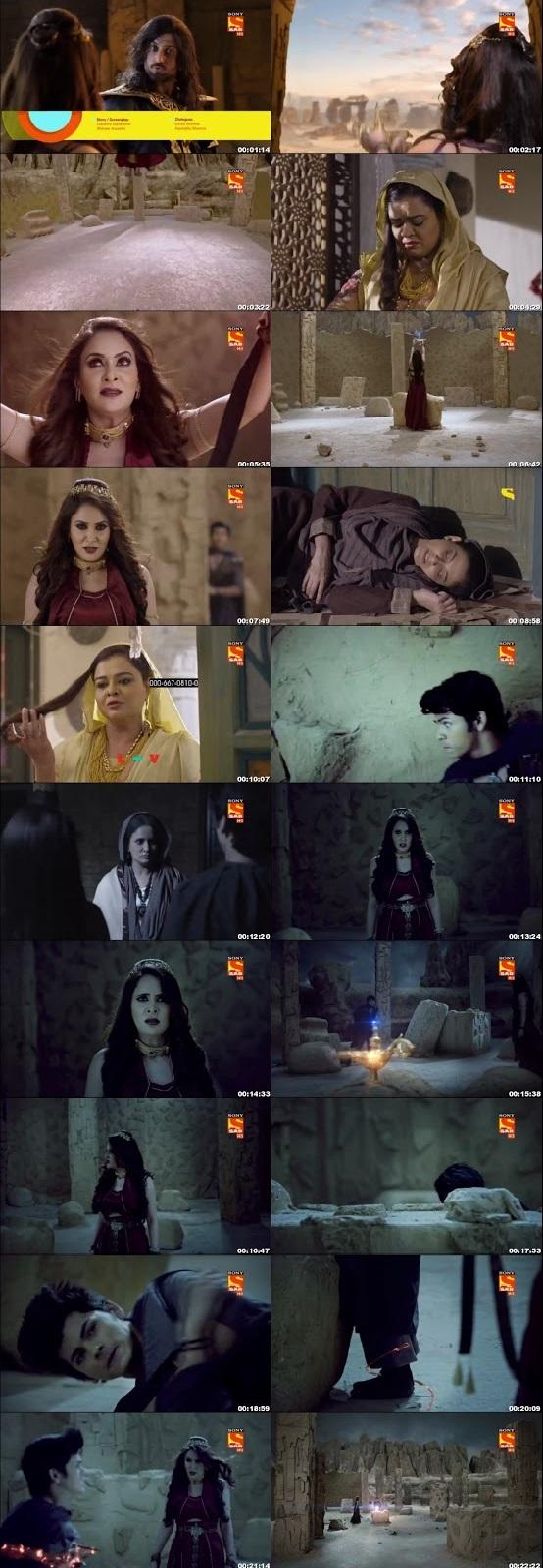Screenshots Of Hindi Show Aladdin – Naam Toh Suna Hoga 2018 Episode 65 300MB 720P HD