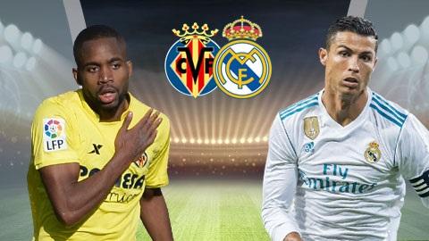 Nhận định Villarreal vs Real (1h45 ngày 20/5)