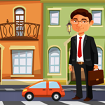 G4K Business Man Rescue 2 Game