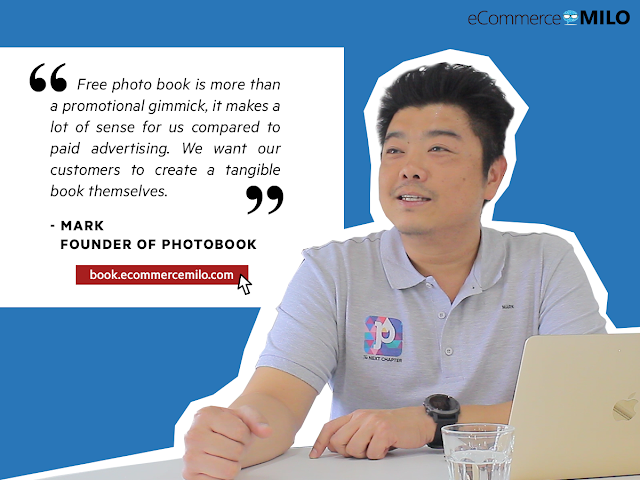Mark, Founder of Photobook