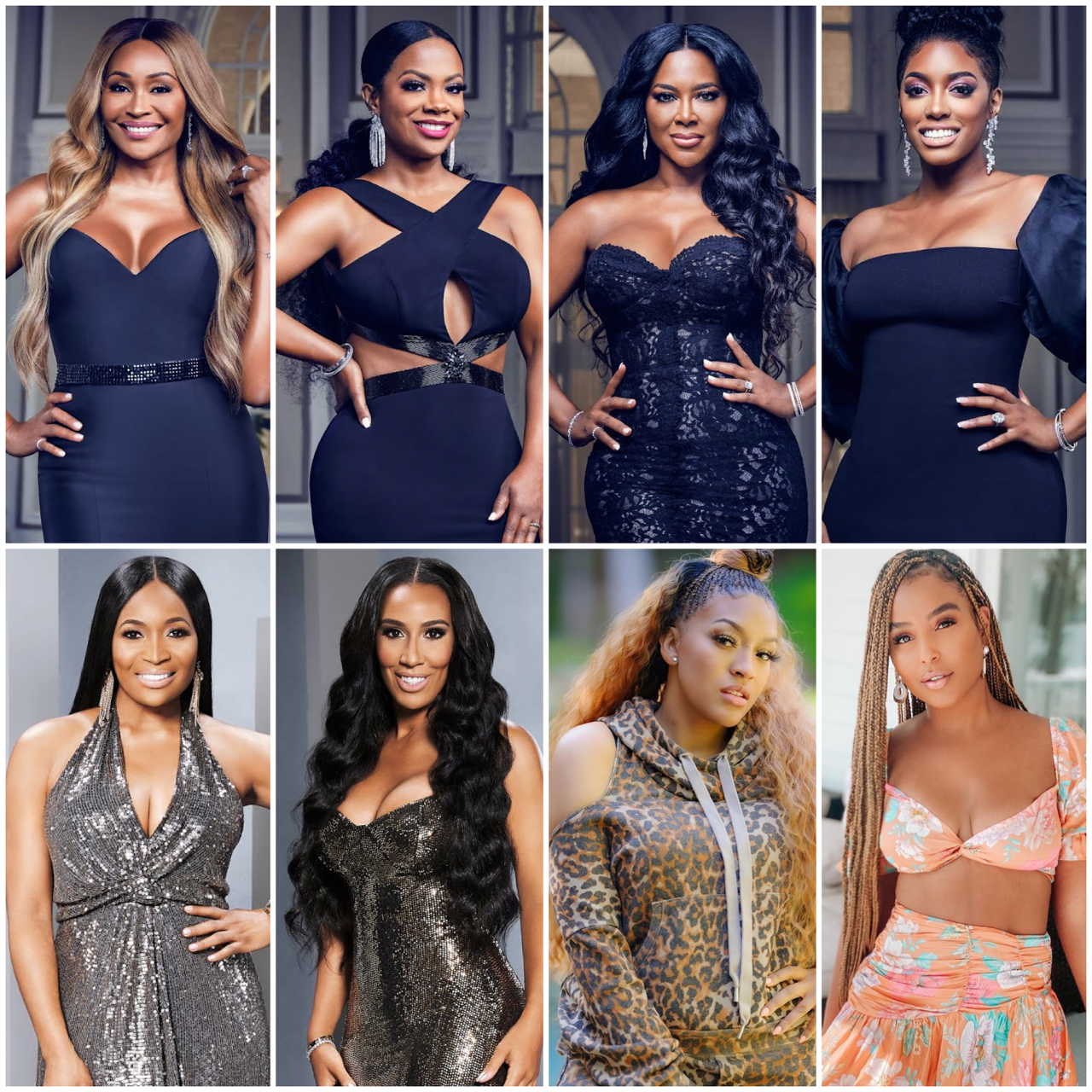 Two RHOA Stars Allegedly Had Threesome With A Male