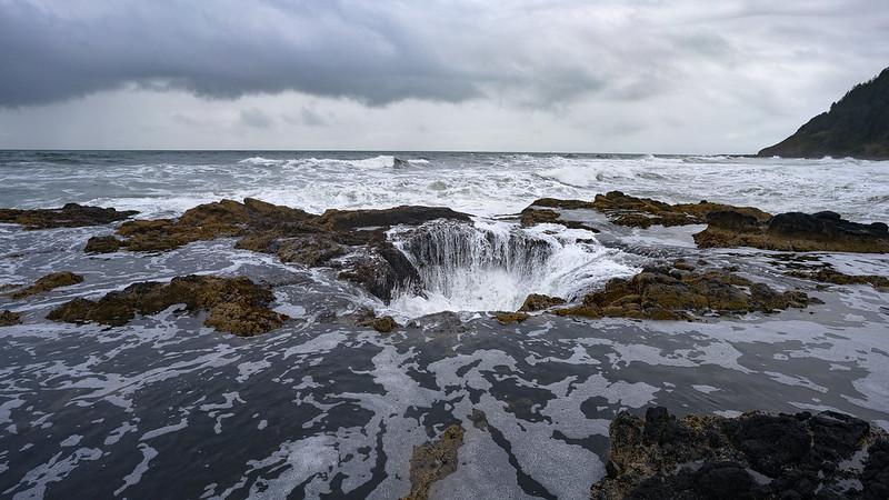 Hole in Ocean