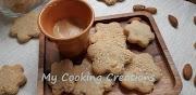Безглутенови бадемови бисквити