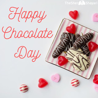 images of happy chocolate day 2020