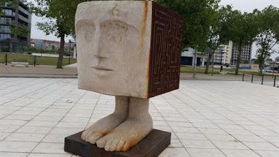 Escultura Aveiro