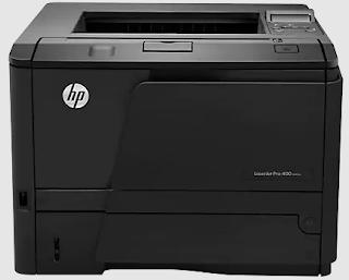 Télécharger HP LaserJet Pro 400 M401a Pilote