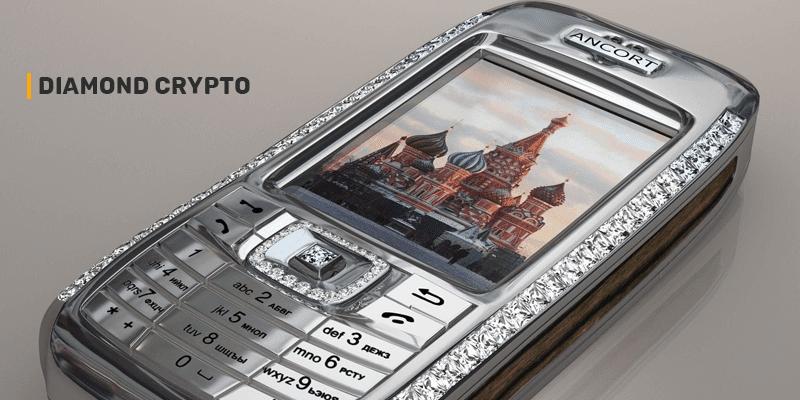 Diamond crypto