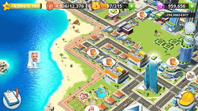 cara mengatasi banned gameloft little big city