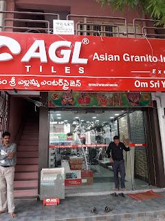 Dhyana Sai Agencies Tirupati