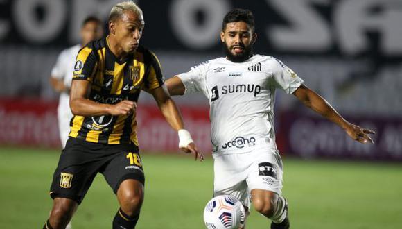 The Strongest vs. Santos EN VIVO por FOX: minuto a minuto por la Copa Libertadores