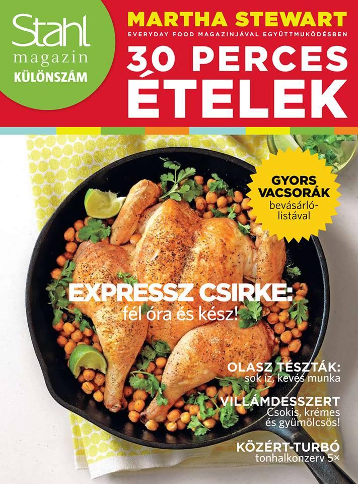 Citrommousse - Stahl magazin különszám