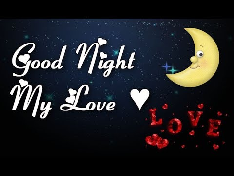 Latest Romantic Good Night Image of Love