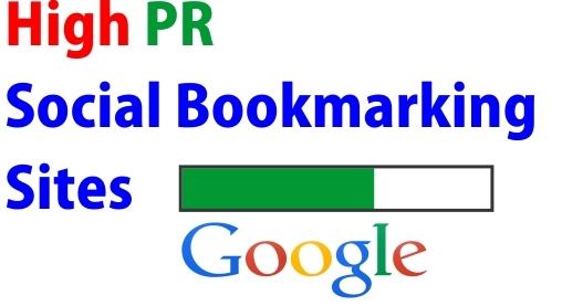 Social Bookmarking Sites List -2017