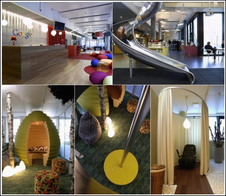 Google Office Irvine 1: AP Psych IHA 2012- 2013: February 2013