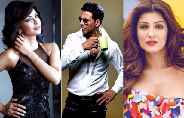 akshay kumar-priyanka chopra - back to bollywood