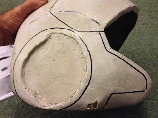 x-wing helmet TFA