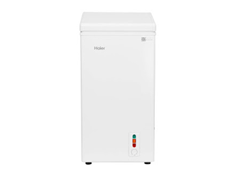 Haier HCF100HTQ - Single Door Hard Top Deep Freezer, Net Storage Volume 66 litres