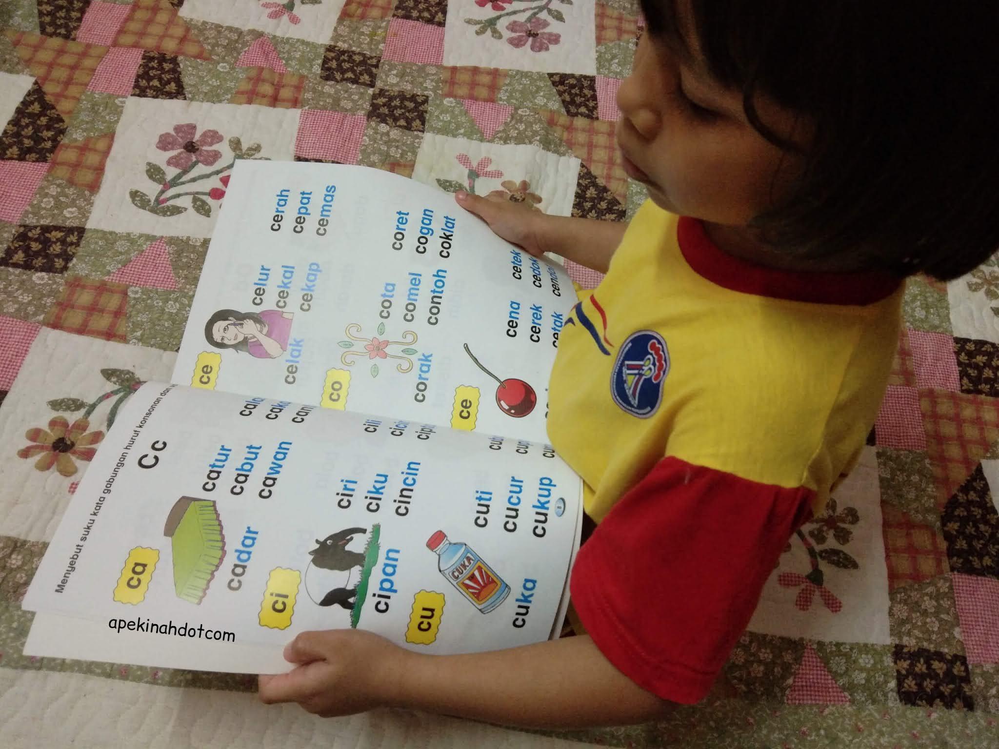 Buku Aktiviti Untuk Kanak-Kanak Mengawal Pensel Dengan Betul Dan Membantu Anak Cepat Membaca