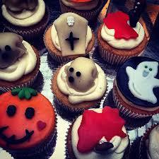 Wypieki na Halloween - babeczki