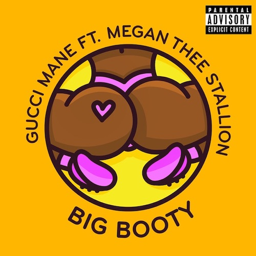 gucci mane big booty megan thee stallion