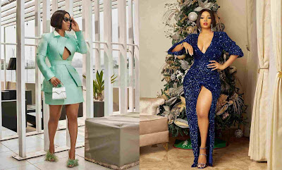"""""""Fornication Is No Respecter Of Gender"""" - Toke Makinwa Defends Cheating Women"""