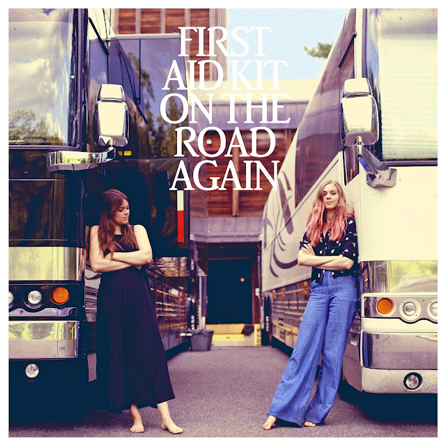 First Aid Kit and the music video for their cover rendition of the Willie Nelson classic titled On The Road Again. #FirstAidKit #WillieNelson #OnTheRoadAgain #MusicTelevision #MusicVideo