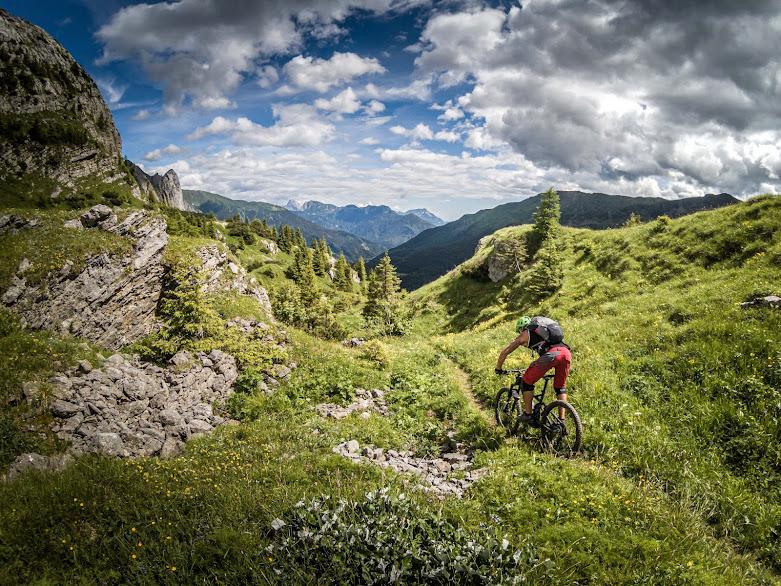 Biketouren Italien Julische Alpen