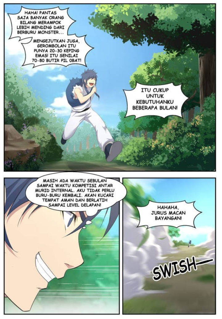 Heaven Defying Sword Bahasa Indonesia Chapter 26