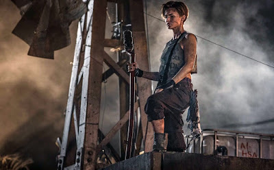 Ruby Rose in Resident Evil: The Final Chapter (15)