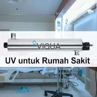 harga lampu UV untuk rumah sakit