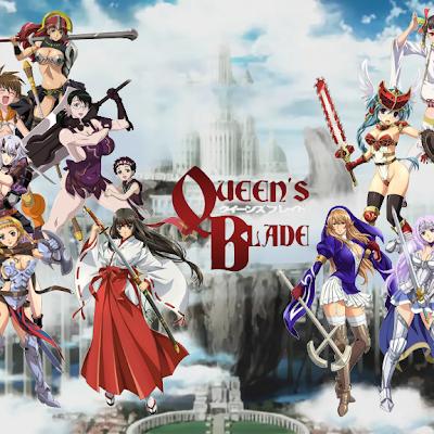 Queen' Blade: Rebellion [Ova][04/04][Sub][Mega]
