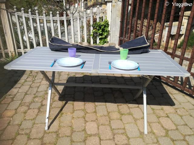 Quale tavolo per il camper scegliere