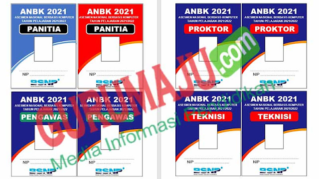 Download Kartu Identitas Panitia ANBK AKM