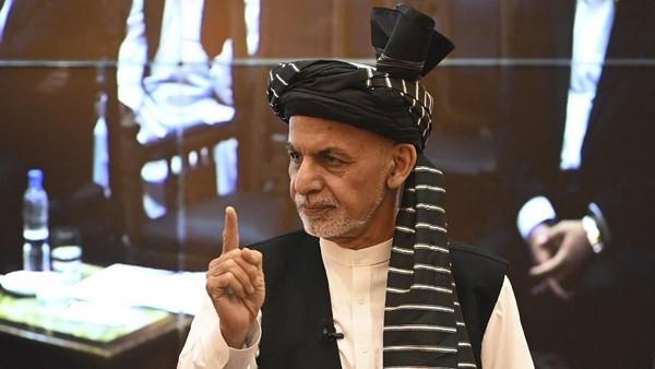 Taliban Dekati Kabul, Presiden Afghanistan Bersumpah Kerahkan Pasukan