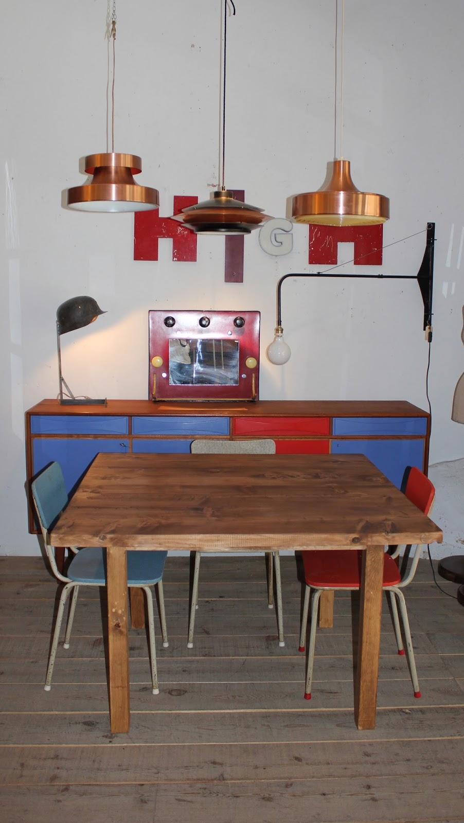 Vintage 4p tu tienda de muebles vintage en madrid mobiliario vintage de todas la epocas - Muebles originales madrid ...