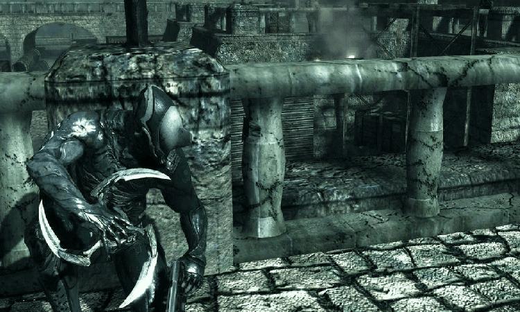تحميل لعبة dark sector مضغوطة