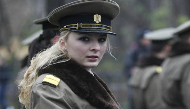 Pasukan Wanita Israel Yang Cantik Bagaikan Bidadari Dan Jika Kejam Bisa Bagaikan Iblis