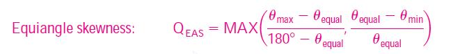 skewness equation