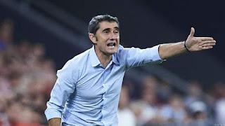 Valverde Accepts Responsibility for Barca's Worst Start in 25 Yrs