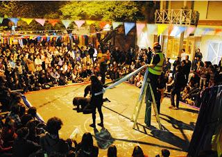 El arte participativo y la transformación social  en una experiencia comunitaria de ciudad de Buenos Aires