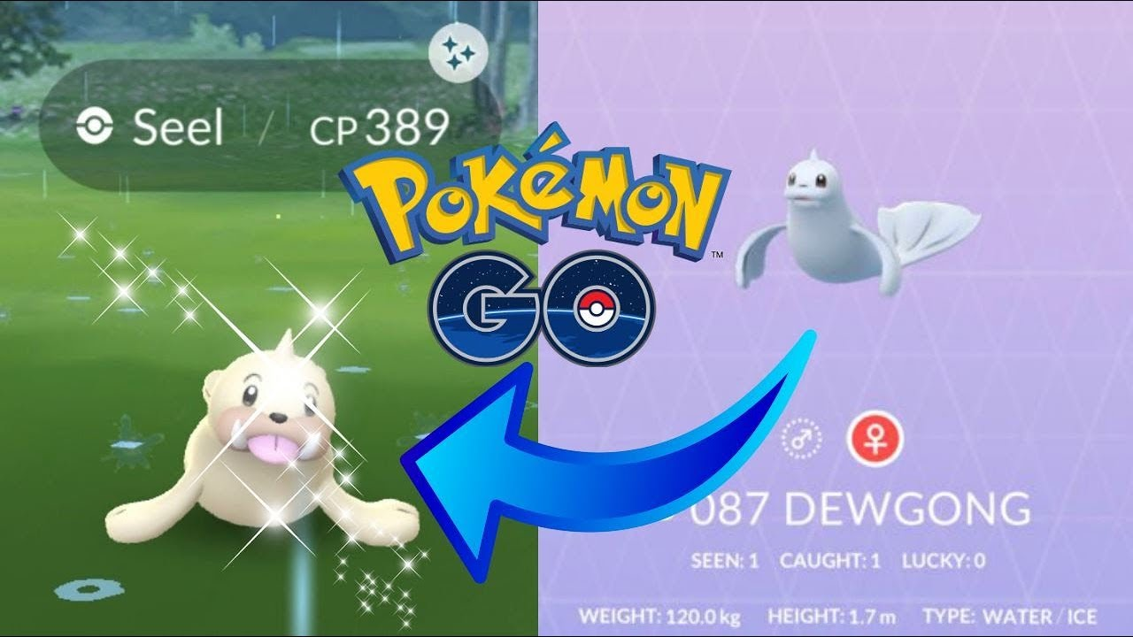 Pokémon GO: Spotlight Lesson Today with dewgong and Double EP