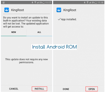 How To Root Qualcomm Chipset Device KingRoot Root Tool