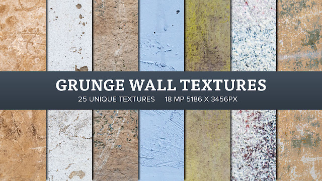 Grunge Textures Available on Creative Cloud Exchange